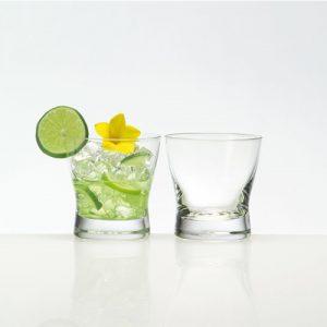 Leonardo Tazio 6 Drink Glasses