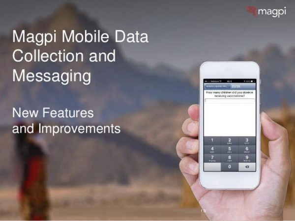 magpi mobile data collection
